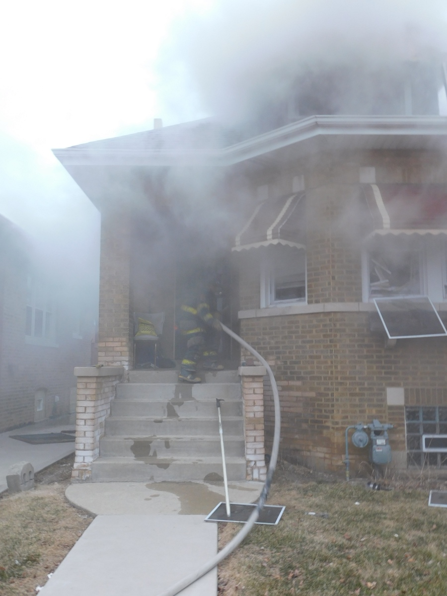 No Injuries Reported In March 20 Maywood House Fire