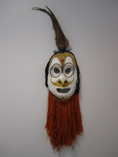 Howard story_McCullough mask