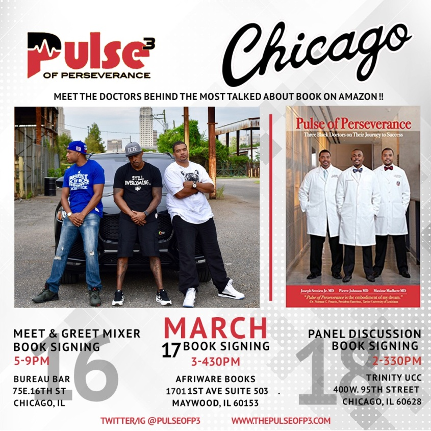 Pulse of 3 Flyer