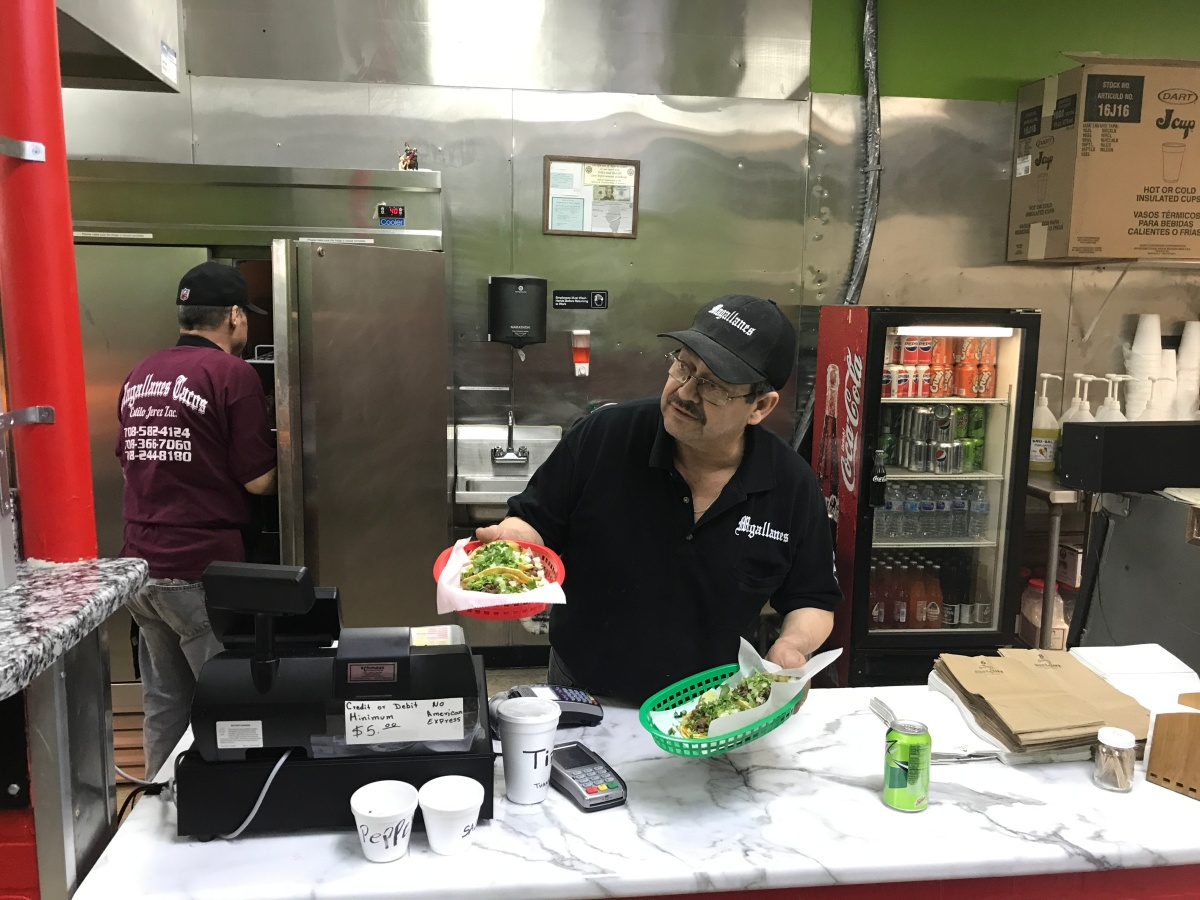 New Authentic Taco Restaurant Opens In Maywood