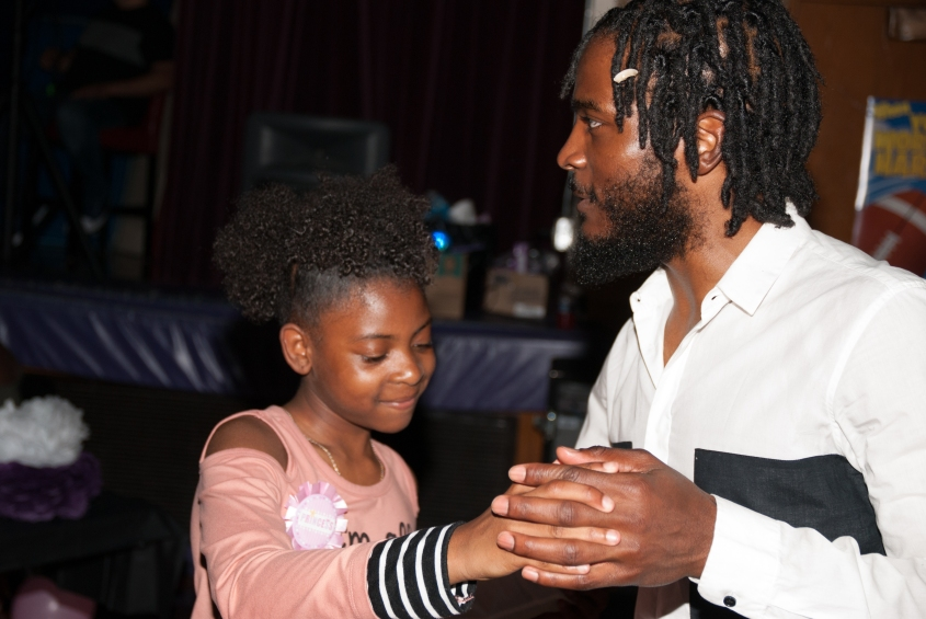 Out and about_Daddy Daughter dance_1