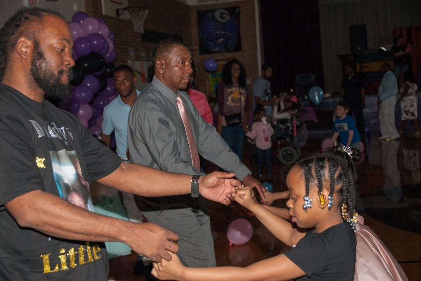 Out and about_Daddy Daughter dance_2