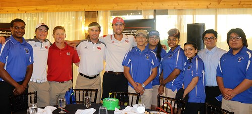Proviso East golf story_Two teams