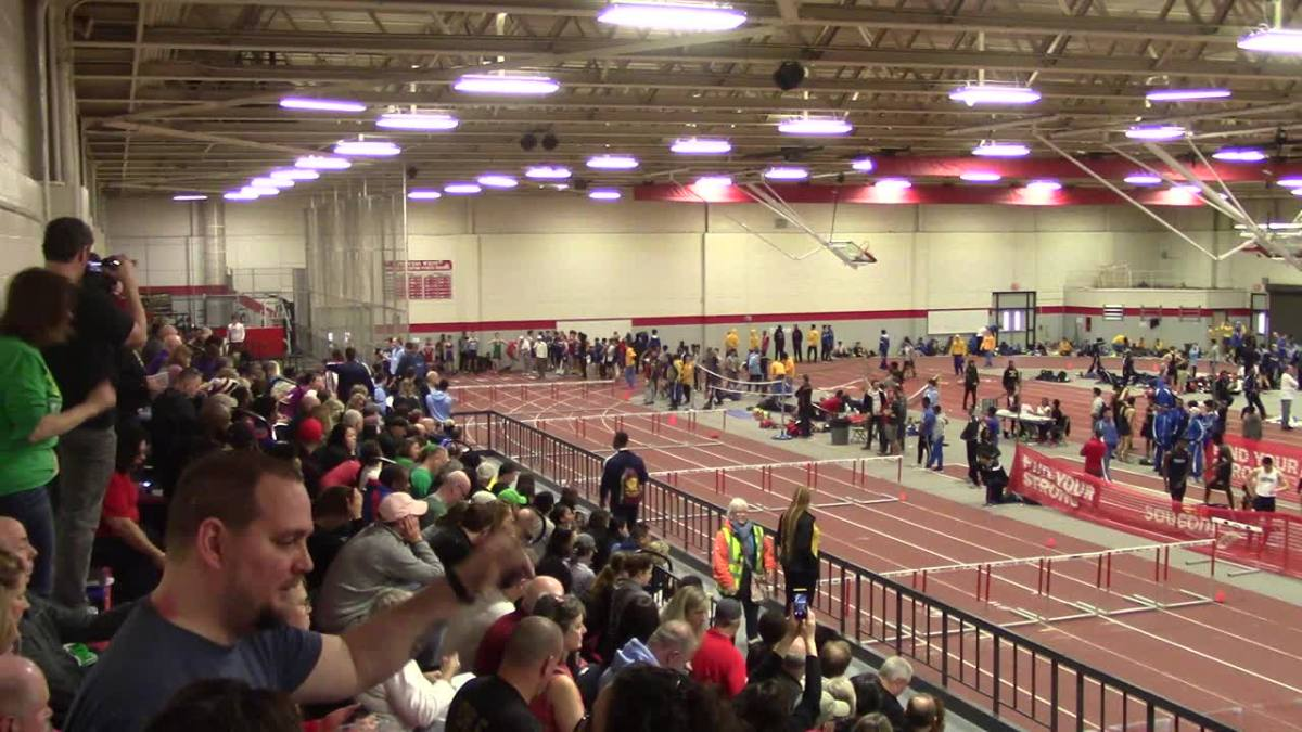 D209 Contemplating Replacing The Indoor Track At Proviso West
